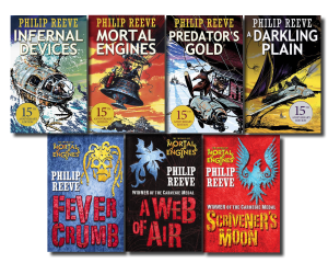 Philip Reeve - Mortal Engines Series EPUB MOBI and PDF Formats | eBooks | Fiction