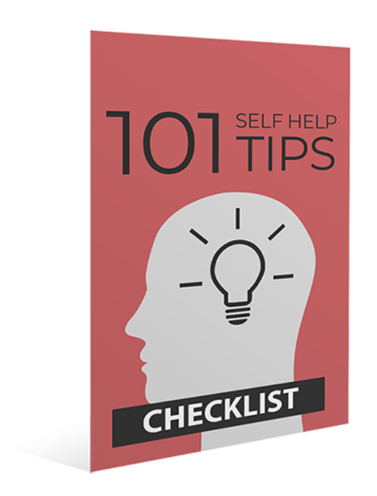 Second Additional product image for - 101 Self Help Tips