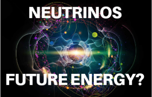 the ghost particle = new wave neutrino is the new you