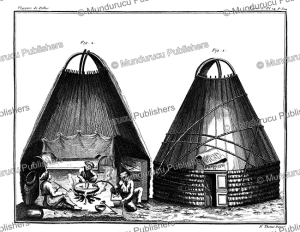 Kalmyk tent, Mongolia, N. Thomas, 1770 | Photos and Images | Travel