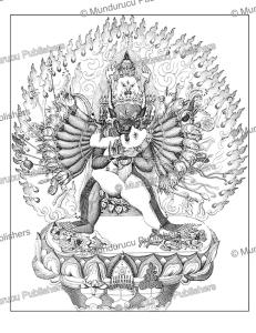 Jamandaga or Macha Alla was one of the supreme deities of the Kalmyk, Simon Pallas, 1776 | Photos and Images | Travel
