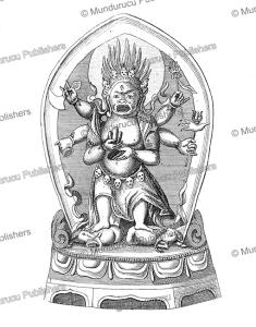 Mahakala, the guardian, Mongolia, Simon Pallas, 1776 | Photos and Images | Travel