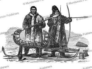 Buryats from the Buryat Republic, L. Breton, 1889 | Photos and Images | Travel