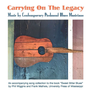 Patuxent CD-321 - Carrying On the Legacy | Music | Blues