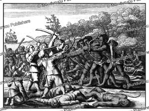 cruelties committed by islanders near india, m. de bourges, 1669