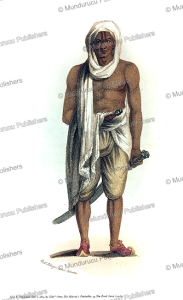 A B'Haut or messenger, India, Frans Balthazar Solvyns, 1804 | Photos and Images | Travel