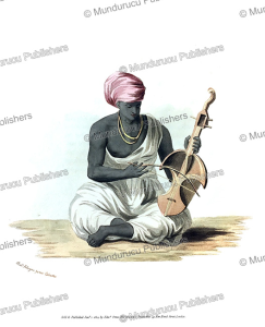 A Sarinda or violin, India, Frans Balthazar Solvyns, 1804 | Photos and Images | Travel
