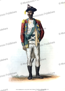 A soldier of the Bengal army, India, Frans Balthazar Solvyns, 1804 | Photos and Images | Travel
