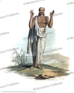 Orissa Hindu Brahmin offering his devotion to the Sun, India, Frans Balthazar Solvyns, 1804 | Photos and Images | Travel