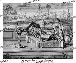 Jahanara Begum Sahiba, the eldest daughter of Shah Jahan, Francois Valentyn, 1776 | Photos and Images | Travel
