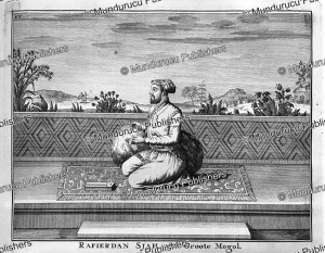 Rafi ud-Darajat (1699-1719), the 10th Mughal Emperor and 16th Great Mughal, Francois Valentyn, 1776 | Photos and Images | Travel