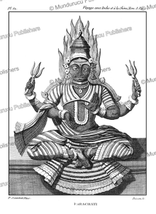 The Hindu goddess Adi Parashakti, P. Sonnerat, 1782 | Photos and Images | Travel