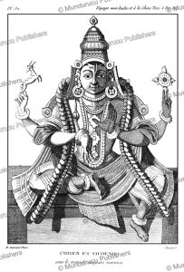 The Hindu god Shiva and Vishnu, P. Sonnerat, 1782 | Photos and Images | Travel