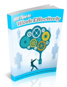 202 tips on how to work effectively