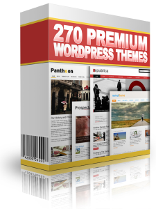 270 Premium WordPress Themes | Other Files | Everything Else