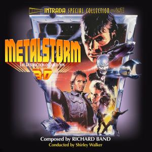 metalstorm (complete score) album