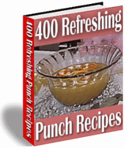 400 Refreshing Punch Recipes | eBooks | Food and Cooking