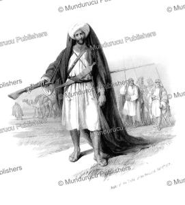 Arabs of the Beni Said tribe, David Roberts, 1834   Photos and Images   Travel