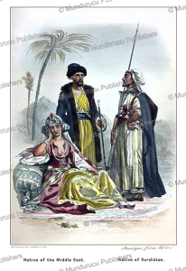 Natives of the Middle East, Rouargue Fre`res, 1866 | Photos and Images | Travel
