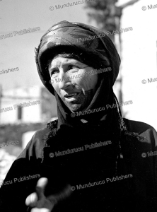 bedouin woman from jordan