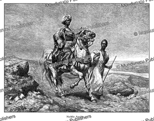Noble Arabs of Egypt, C. Rudolf Huber, 1878 | Photos and Images | Travel