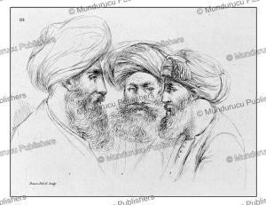 Arab merchants, Vivant Denon, 1829   Photos and Images   Travel