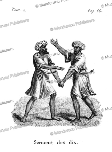 The oath of the ten, Arabia, F. Massard, 1816 | Photos and Images | Travel