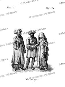 Wedding, Arabia, F. Massard, 1816 | Photos and Images | Travel