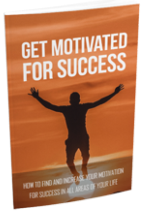 First Additional product image for - Get Motivated For Success