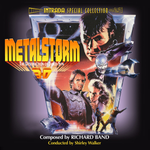 metalstorm (sce-cs) track 19. diana's doomed / the lazer bounce / cycle chase / time warp