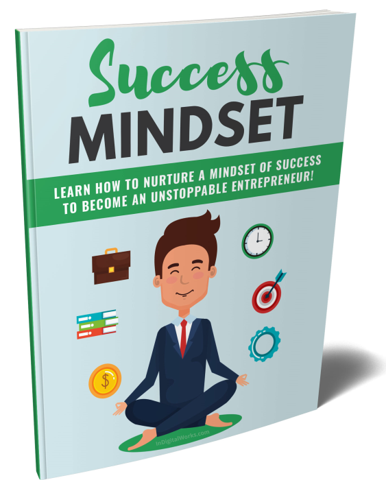 First Additional product image for - Success Mindset