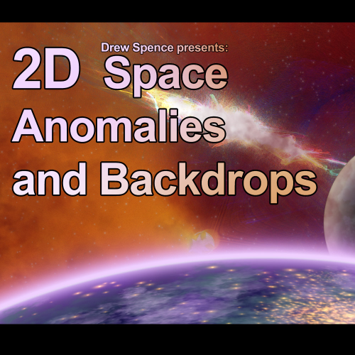 First Additional product image for - 2D Space Anomalies Part I