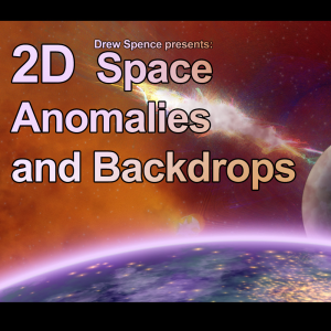2d space anomalies part i