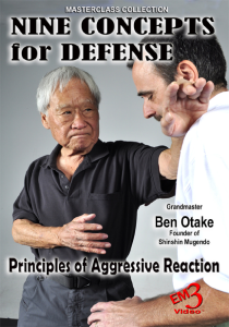 nine concepts for defense by grandmaster ben otake