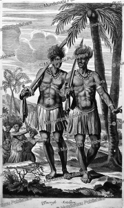 warrriors of timor, jan nieuwhof, 1652