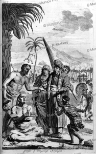 Fakir of Bengal, Gilliam van der Gouwen, 1652 | Photos and Images | Travel