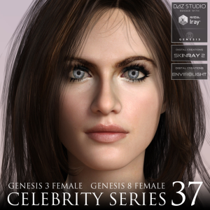 celebrity series 37 for genesis 3 and genesis 8 female