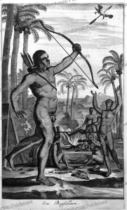 Brazilian cannibals, Dutch Brazil, Jan Nieuwhof, 1652 | Photos and Images | Travel