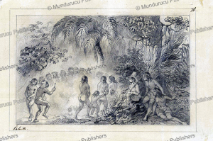 puri´ indian dance, h. lalaisse, 1846