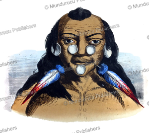 Matse´s or Mayoruna Indian, Adolphe Franc¸ois Pannemaker, 1844 | Photos and Images | Travel