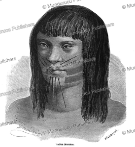 Marahua Indian, Javari Valley, Peru, 1867 | Photos and Images | Travel
