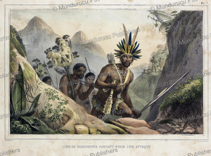 Bororo Indians, Jean Baptiste Debret, 1835 | Photos and Images | Travel
