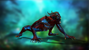 Grendel 3D Video Image | Photos and Images | Animals