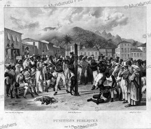Punishment of slaves, Brazil, Johann Rugendas, 1835 | Photos and Images | Travel