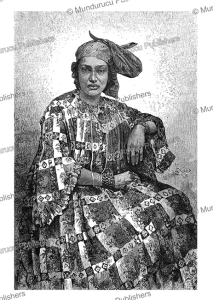 Mulatto of Cayenne, French Guiana, E´douard Riou, 1867 | Photos and Images | Travel