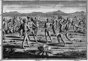 Tupinamba´ execution, Brazil, Theodoor de Bry 1557 | Photos and Images | Travel