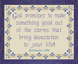 God Promises | Crafting | Cross-Stitch | Other