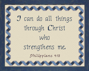with christ i can