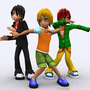 Umi anime boys Image Video 3D | Movies and Videos | Animation and Anime