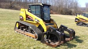 download caterpillar 267b 277b 287b multi terrain loader operation and maintenance manual